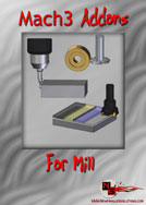 Mach3 Addons for Mill