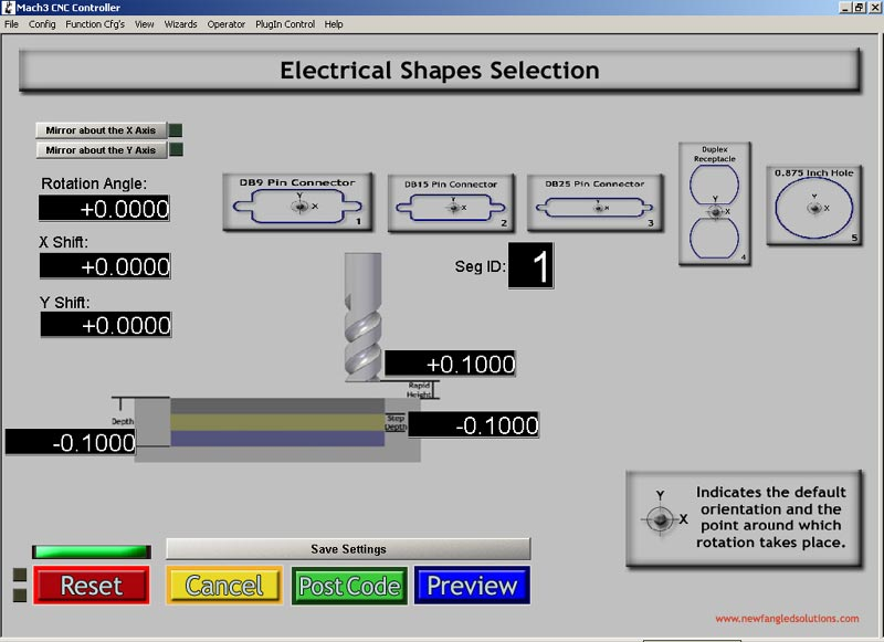 Electrical Shapes