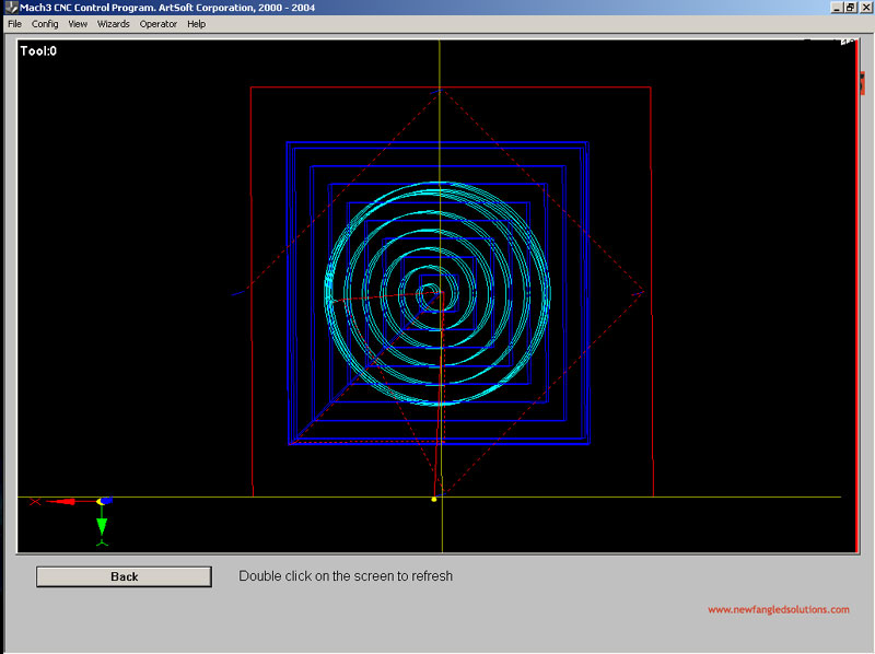 Toolpath 1